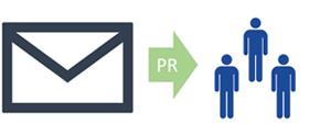 無料で使える業務系システム「フリーウェイシリーズ」のユーザー企業、個人に貴所の広告宣伝メールを送ります。